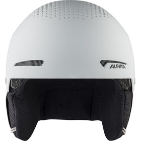 Alpina Zupo Ski Helmet Kids grey matt